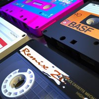 Music Package Colorful Cassettes